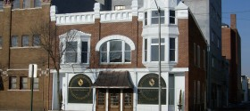 Historic Restoration – Spinning Building Renovation