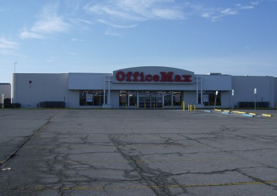 Office Max Richmond – Renovation
