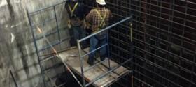 Concrete Pit Work